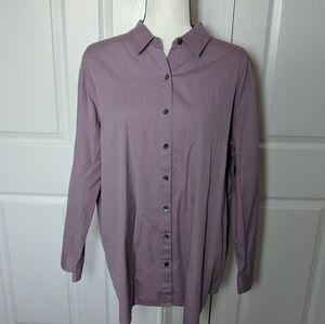NWT J. Jill button down blouse size Large